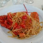 Le mitiche LINGUINE ALL'ASTICE!!!