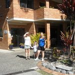 Foto di Noosa Yallambee Holiday Apartments
