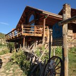 Foto de Boulder Mountain Guest Ranch