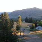 A view from Methow Suites Bed & Breakfast