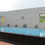 day view of the swimming pool