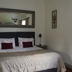 Twinbedded bedroom