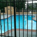 OUTDOOR POOL OPEN ONLY FROM 1300 TO 1900 HOURS