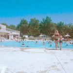 Les Pins swimming pool