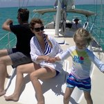 Delight your family with memories of a life time. Stay on board and sailing included in our char