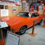 The General Lee is just down the road
