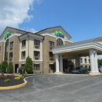 Foto van Holiday Inn Express Grove City-Prime Outlet Mall
