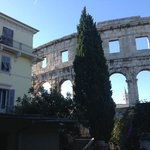 Foto Apartments Arena Pula