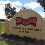Whistlers Chocolate Co.
