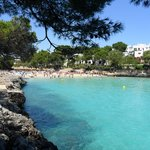 Cala Grand Beach, 5 Minutes walk