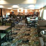 صورة فوتوغرافية لـ ‪Holiday Inn Express Columbus - Dublin‬