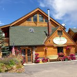 Spirit Lake Lodge resmi