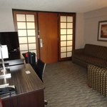 Photo de Embassy Suites Oklahoma City - Will Rogers Airport