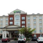 صورة فوتوغرافية لـ ‪Holiday Inn Express Hotel and Suites Chattanooga-Lookout Mountain‬