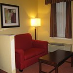 sitting area  -- Comfort Inn & Suites Downtown NOLA