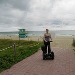 Segway South Beach Foto