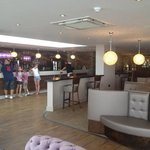 Hatfields new terrace bar