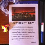 noise, sounds of the bay