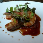 Head On Prawns with Pork Belly (73503964)