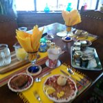 Splendid breakfasts