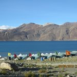 View of Pangong