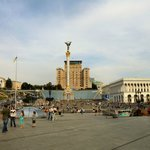 Kiev - Independence Square