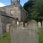 Belford Church and cematary....interesting for local history