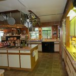 Foto de Bent Mountain Lodge Bed and Breakfast
