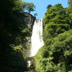 The highest waterfall in Wales