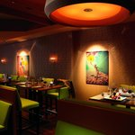 Asian Dining Lounge