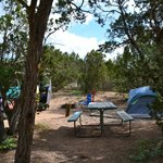 Foto di Rancheros de Santa Fe Campground