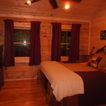 Sweet Sensations Cabin - Bedroom