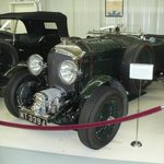 A blower Bentley (what I'll be driving in Heaven!)