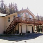 Φωτογραφία: Glacier Creek Lodging