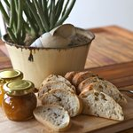 Rustic Karoo lunches with farm bread and preserves