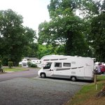 Abbey Wood Caravan Club Siteの写真