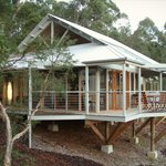 Six well appointed Eco Lodges that sleep 4-6 people.