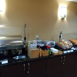 Foto di SpringHill Suites Charlotte University Research Park