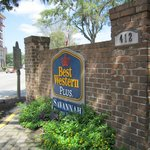 Foto de BEST WESTERN Plus Savannah Historic District
