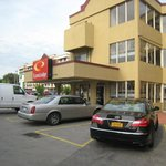Foto de Econo Lodge at the Falls North
