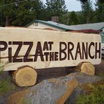 Pizza at the Branch