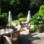 Five Arrows Hotel, Waddesdon - Garden
