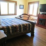 Foto di Cabin Creek Landing Bed & Breakfast