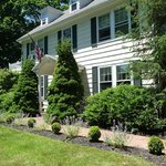 East Hampton Colonial Inn Foto