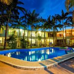 Ocean Palms Motel Coffs Harbour