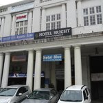 Hotel at Connaught Place, a world heritage site