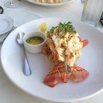 8 oz lobster