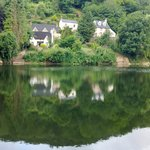 across the river Wye