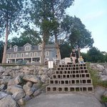 Foto de Rock Ledge Inn Cottages