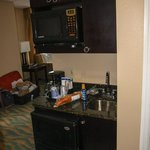Foto de Holiday Inn Express Hotel & Suites Bluffton